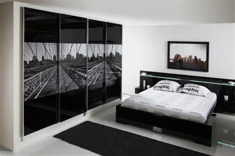 interior design black and white bedroom black and white model home interiors Bedroom
