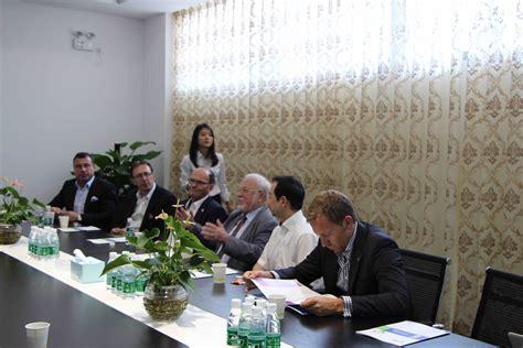 bureau de service solidscape and kangshuo host former prime minister