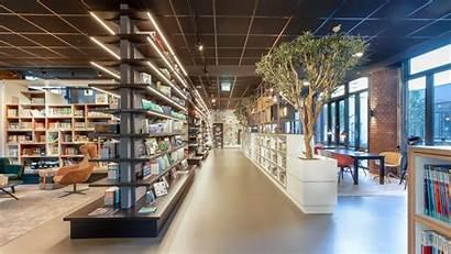 Library Kalk Community Modern Contemporary Interactive Social