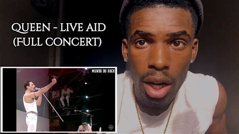 Live Aid 1985 Full Concert
