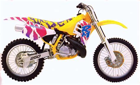 suzuki motocross gear suzuki motocross bikes 1973 2013 youtube