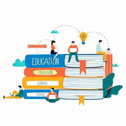 Education Training Courses Vector Clipart System Conferences