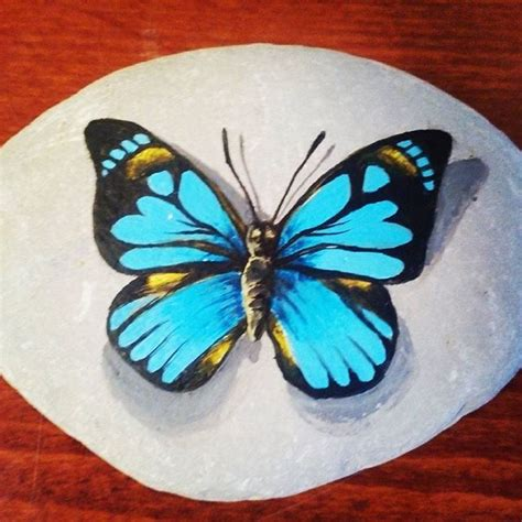 Butterfly And Stones by 1000 Images About Pebbles And Stones Butterfly On