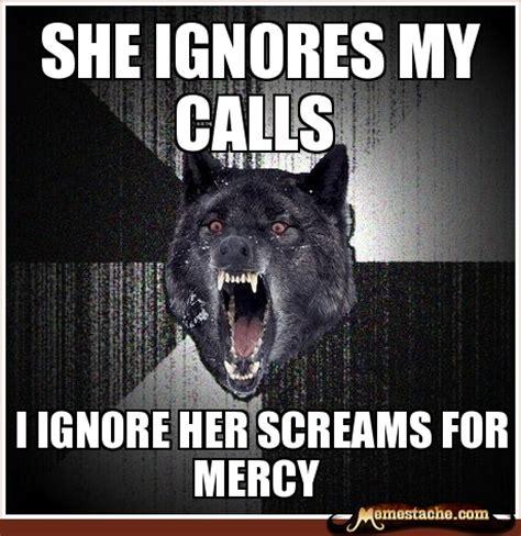 Wolf Meme - psycho wolf memes image memes at relatably com