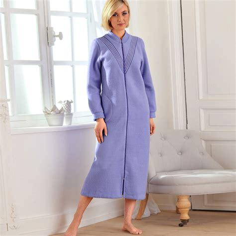 robe de chambre courte femme robe de chambre en polaire pour femme