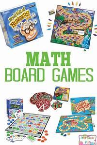 Math Board Games for Kids   Board games for kids, Math ...