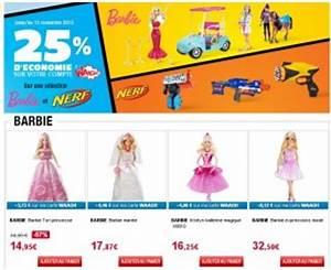 Carte De Fidelité Auchan Fr Activer : 25 sur la carte fidelit sur les jouets barbie et nerf ~ Dailycaller-alerts.com Idées de Décoration