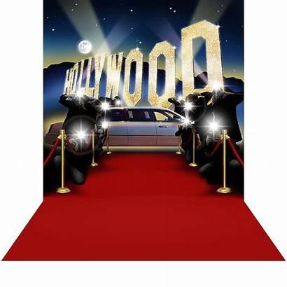 Carpet Star Clipart Hollywood Paparazzi Stars Transparent