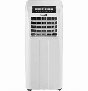 8 000 Btu Haier Hpp08xcr Portable Air Conditioner Unit