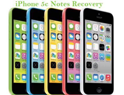my notes on my iphone disappeared backup and recover iphone5 5s 5c data how can i retrieve