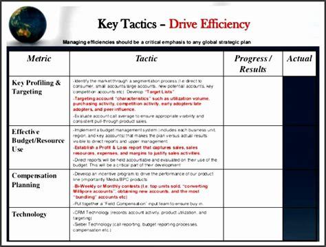 effective sales plan template sampletemplatess