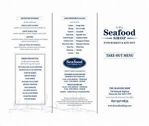 20 take out menu templates free sample example format for Take out menu templates free