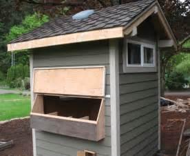 Chicken Co-op Nesting Box