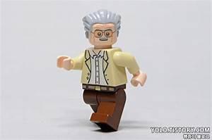 LEGO Stan Lee Custom Minifigure | yolo.tistory.com/373 ...