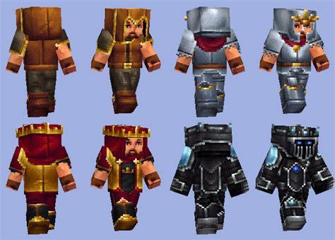 Minecraft Armor Textures