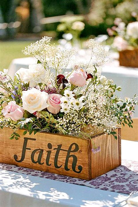 25 Best Ideas About Shabby Chic Centerpieces On Pinterest