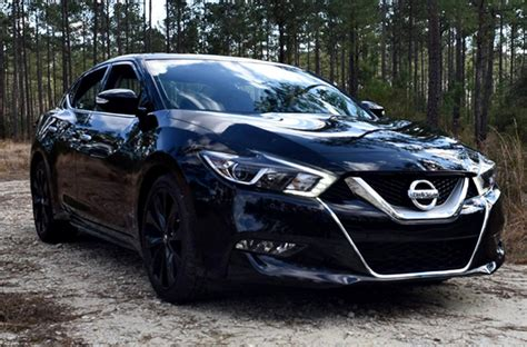 2019 Nissan Maxima Sr Midnight Edition Release Date