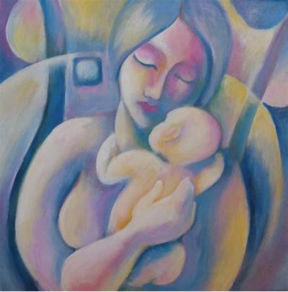 Mother Child Mothers Mom Children Son Oneness