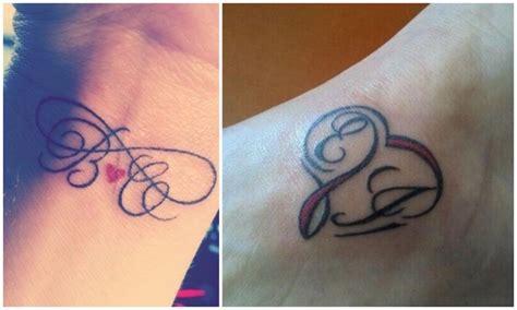 Tatuaggi Lettere Particolari by Tatuaggi Nomi Intrecciati Le Idee Pi 249 Da Copiare