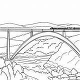 Coloring Harpsichord Tunel Bridge Designlooter 220px 11kb sketch template
