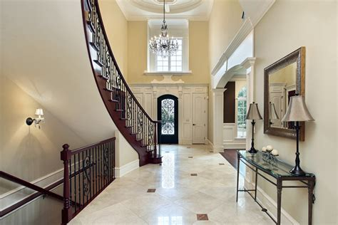 clear dining room set 27 gorgeous foyer designs decorating ideas designing idea
