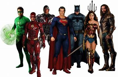 Justice League Dc Clip Extended Universe Heroes