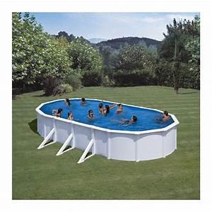 Sable Piscine Hors Sol : piscine hors sol fidji gre 730x375 h120 filtre sable ~ Farleysfitness.com Idées de Décoration