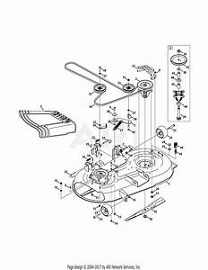 Troy Bilt 17wf2acs066 Colt Xp  2011  Parts Diagram For