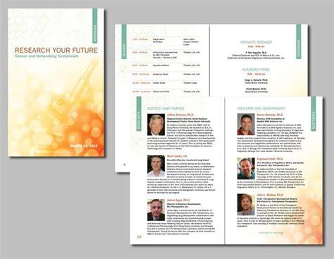conference program booklet conference program brochure