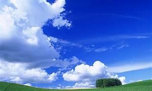 雲の風景 壁紙
