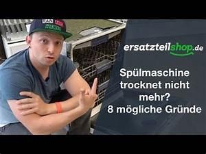 Geschirrspüler Trocknet Nicht : sp lmaschine trocknet nicht fehleranalyse youtube ~ A.2002-acura-tl-radio.info Haus und Dekorationen
