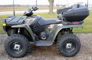 Polaris Sportsman 500 Atv 2009 Service Repair Manual Download