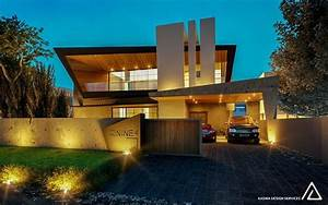 Contemporary Residence By Kaswa Design Services 2 Kanal