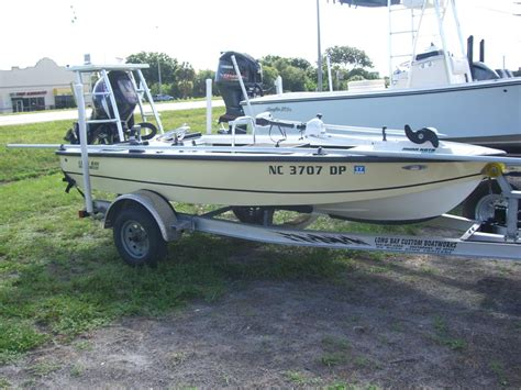 Used Flats Boats For Sale In Fl by 2010 Used Bay 15 Flats Fishing Boat For Sale