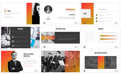 presentations ppt epic powerpoint presentation powerpoint template 64442