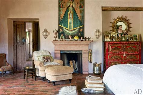 Home Interior Mexico by Interior Style Fonda S New Mexico Ranch Personal