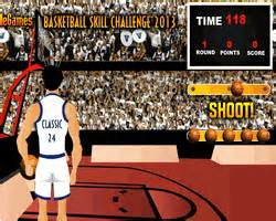 Basketball Games - ObstacleGames.com