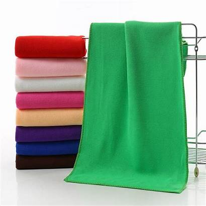 Towel Towels Cleaning Microfiber Cloth Hand Drying