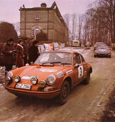 The Porsche 911 Performed On All Types Of Events, Here Is