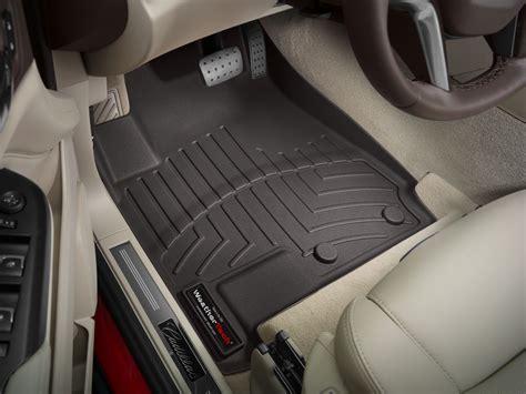 Cadillac Srx Floor Mats 2013 by Weathertech Floor Mats Floorliner For Cadillac Srx 2013