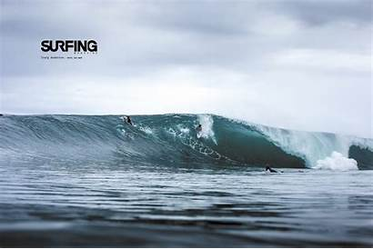Surfing Wallpapers Surfer Magazine Issue Craig Anderson