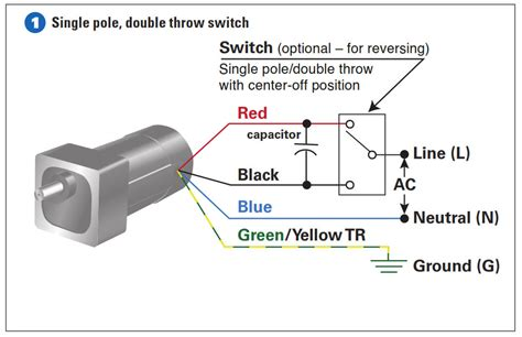 How Connect Reversing Switch Wire Psc