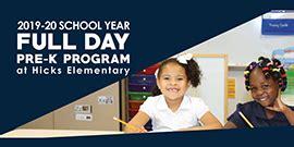 hicks elementary school homepage