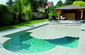 Tarif Piscine Enterrée : tarif piscine semi enterre piscine en bois semi enterree ~ Premium-room.com Idées de Décoration