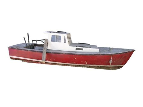 Fishing Boat Storm Movie by Steven King Storm Of The Century Miniature Fishing Boat