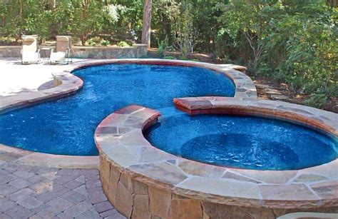 gallery blue haven custom swimming pool  spa builders