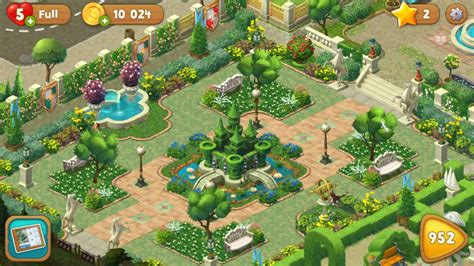 gardenscapes apk   casual game  android