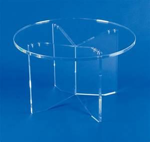 Table En Plexiglas : table et desserte plexi ~ Teatrodelosmanantiales.com Idées de Décoration