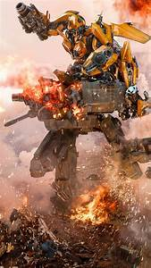Bumblebee Transformers The Last Knight 5K Wallpapers HD