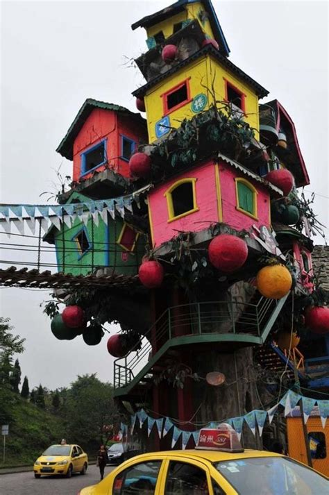 Located on Chongqing s Foreigner Street this tumbledown